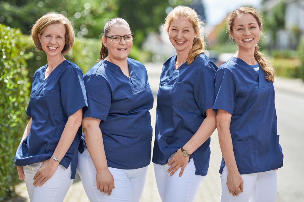 Tierärztinnen der Tierarztpraxis Vegesack